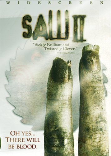 Saw II (Widescreen) DVD Image