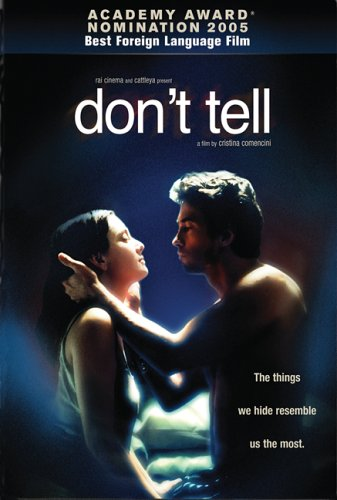 Don't Tell DVD Image