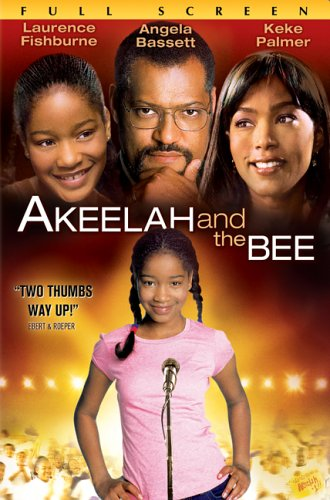 Akeelah And The Bee (Pan & Scan) DVD Image