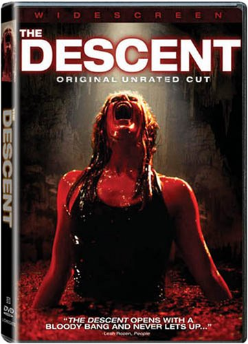 The Descent (Original Unrated Cut) [Widescreen Edition] DVD Image