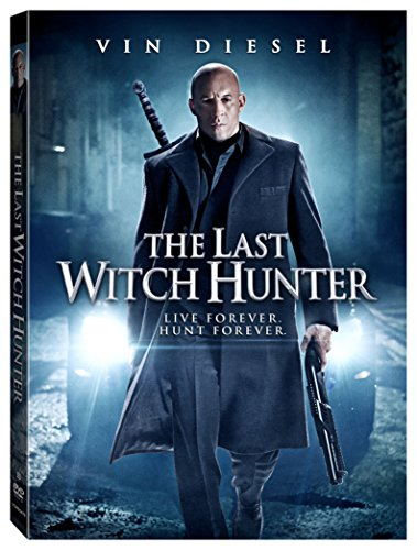 The Last Witch Hunter [DVD + Digital] DVD Image