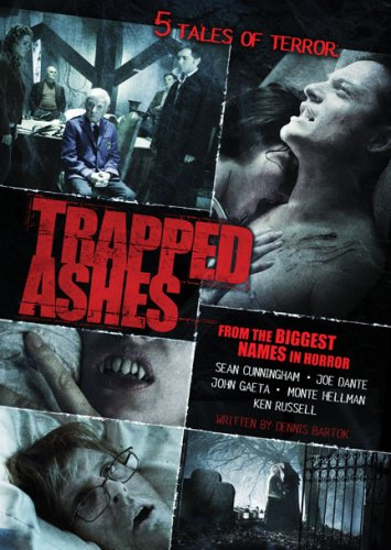 Trapped Ashes DVD Image