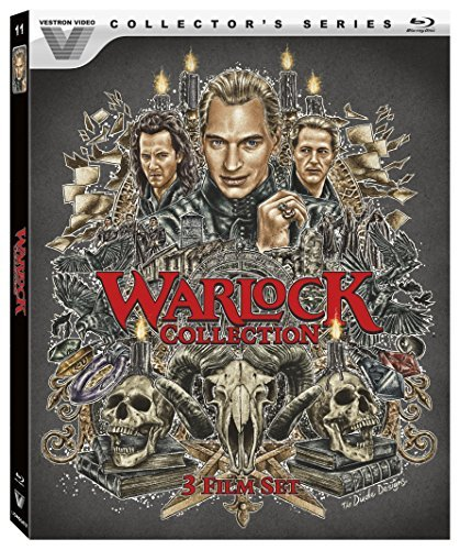 Warlock Collection [Blu-ray] DVD Image