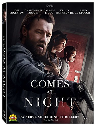 It Comes At Night DVD Image