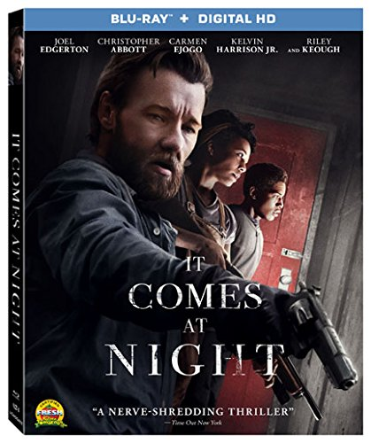 It Comes At Night [Blu-ray] DVD Image