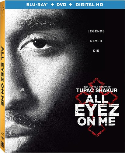 All Eyez On Me [Blu-ray] DVD Image