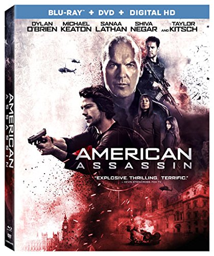 American Assassin [Blu-ray] DVD Image