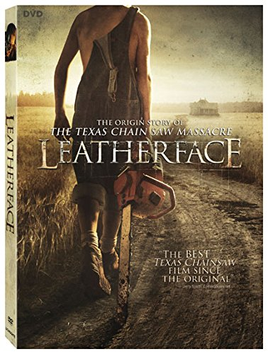 Leatherface DVD Image