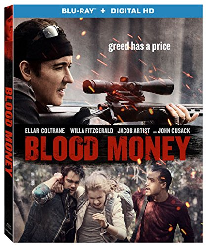 Blood Money (2017) [Blu-ray] DVD Image