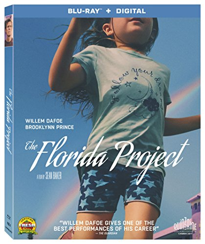 The Florida Project [Blu-ray] DVD Image
