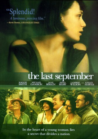 Last September (Special Edition) DVD Image