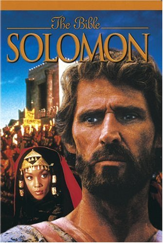 Bible: Solomon (Special Edition) DVD Image
