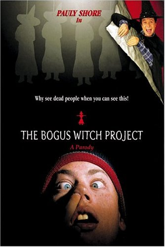 Bogus Witch Project DVD Image
