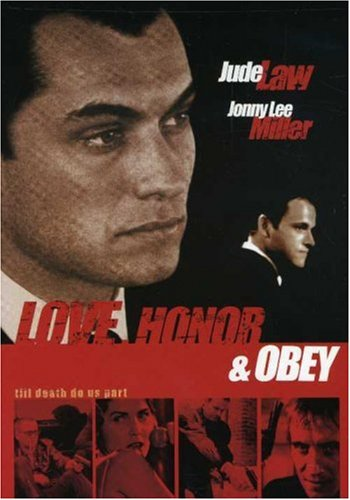 Love, Honor And Obey DVD Image