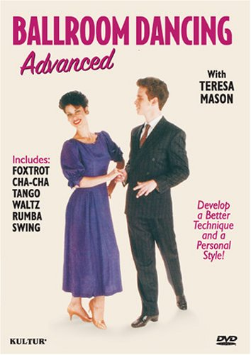 Ballroom Dancing Advanced With Teresa Mason DVD Image