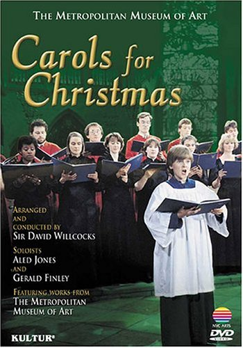 Carols For Christmas DVD Image