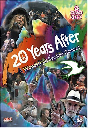 20 Years After: The Woodstock Reunion Concert DVD Image