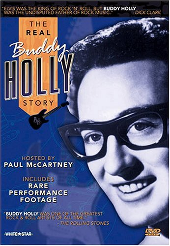 Real Buddy Holly Story DVD Image