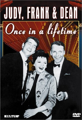 Judy, Frank And Dean: Once In A Lifetime DVD Image
