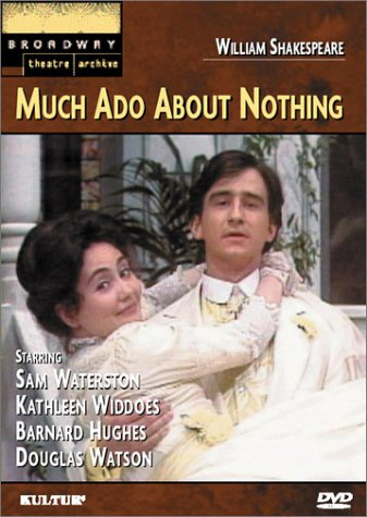 Much Ado About Nothing (1973) DVD Image