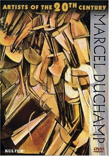 Artists Of The 20th Century: Marcel Duchamp DVD Image