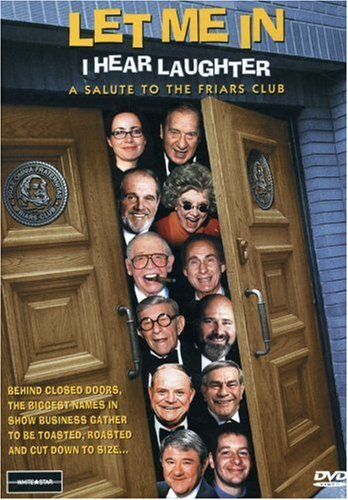 Let Me In I Hear Laughter DVD Image