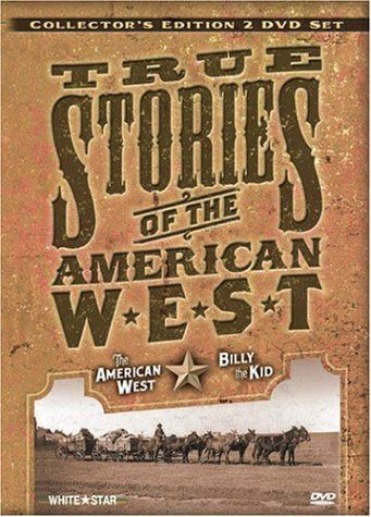 True Stories Of The American West: The American West / Billy The Kid DVD Image