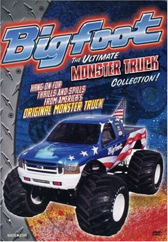 Bigfoot: The Ultimate Monster Truck Collection DVD Image