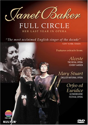 Janet Baker: Full Circle DVD Image