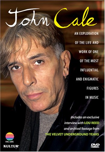 John Cale: An Exploration Of His Life And Music DVD Image