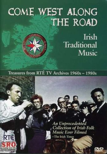 Come West Along The Road: Irish Traditional Music DVD Image