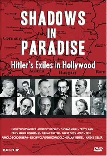Shadows In Paradise: Hitler's Exiles In Hollywood DVD Image