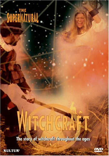 Supernatural: Witchcraft DVD Image