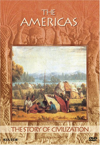 Story Of Civilization: Americas DVD Image
