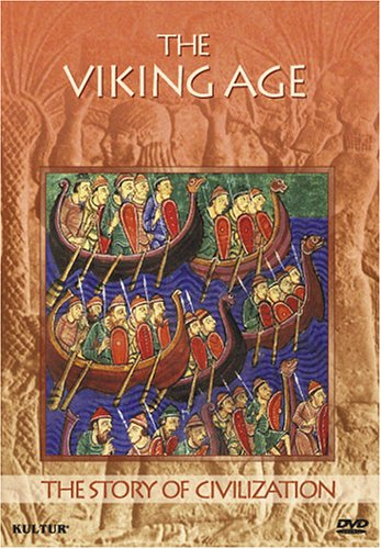 Story Of Civilization: Viking Age DVD Image