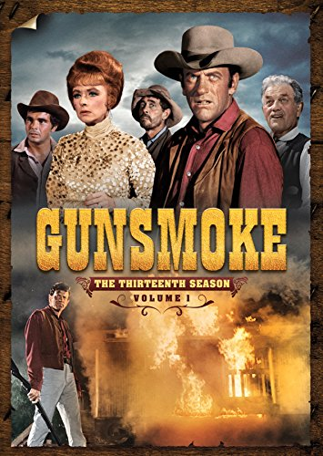 Gunsmoke: The Thirteenth Season, Volume One DVD Image