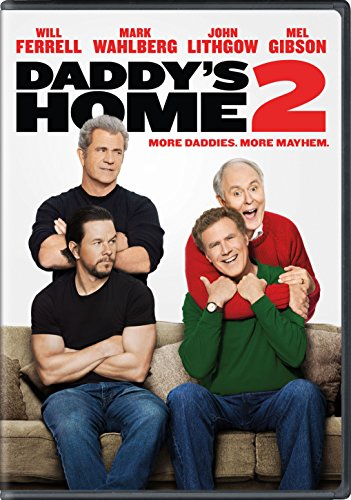 Daddy's Home 2 DVD Image