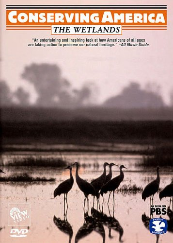 Conserving America: The Wetlands DVD Image