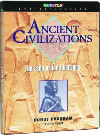 Ancient Civilizations: Land Of The Pharaohs DVD Image