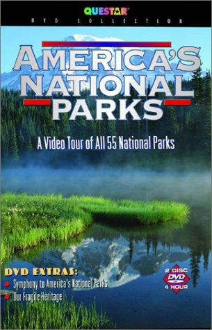 America's National Parks DVD Image