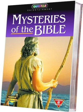 Mysteries Of The Bible DVD Image