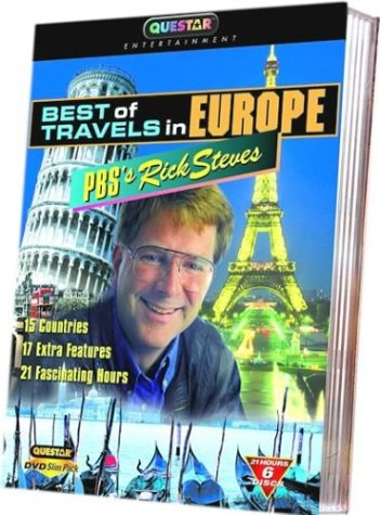 Rick Steves: The Best Of Travels In Europe DVD Image