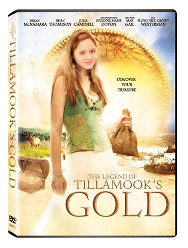 The Legend of Tillamook's Gold DVD Image