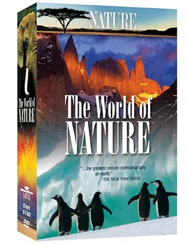 Nature: The World Of Nature DVD Image