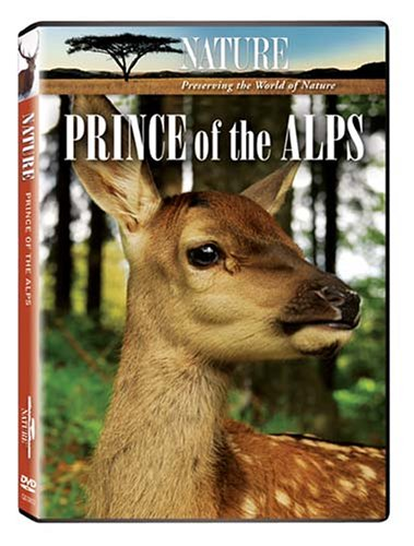 Nature: Prince Of The Alps DVD Image