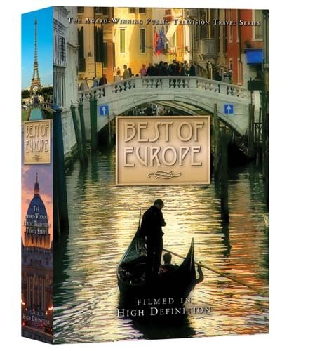 Best Of Europe DVD Image