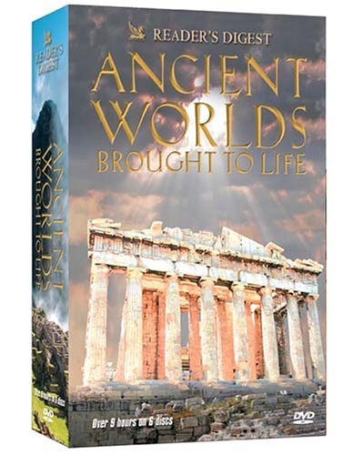 Ancient Worlds Brought To Life DVD Image