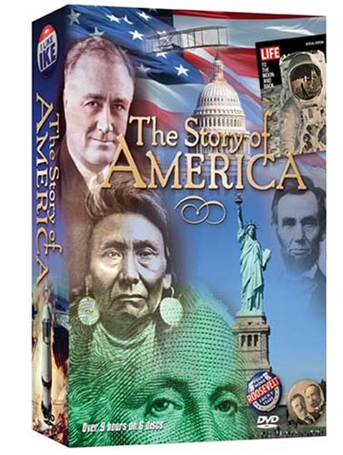 Story Of America (Old Version) DVD Image