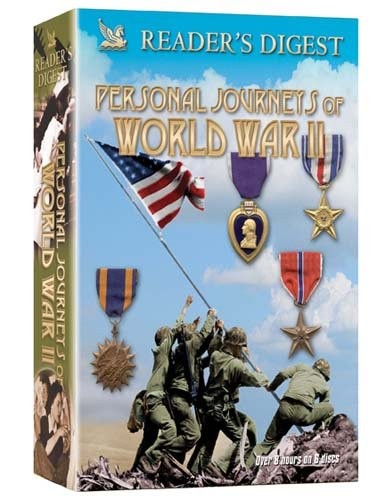 Personal Journeys Of WWII DVD Image