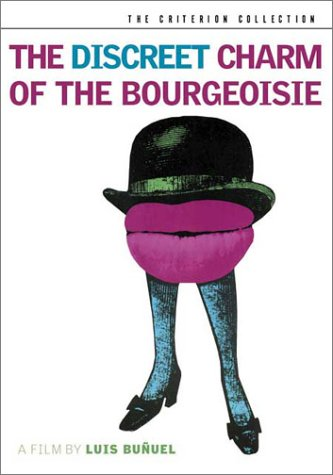 The Discreet Charm Of The Bourgeoisie - Criterion Collection DVD Image